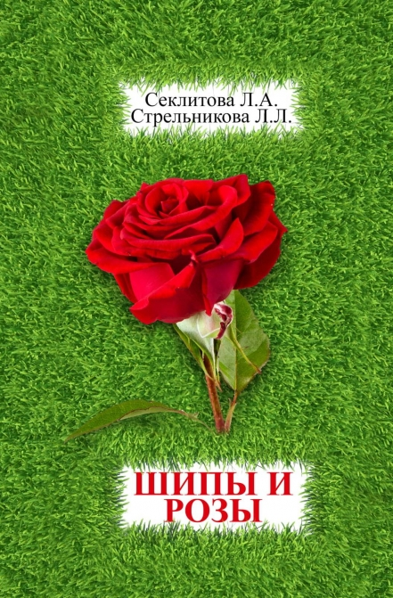 Шипы и розы / Die Stacheln und die Rosen (Buch)