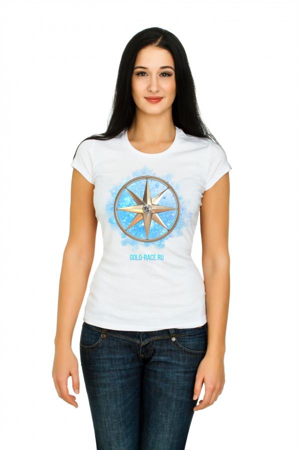 Футболка женская / T-Shirt für Frauen